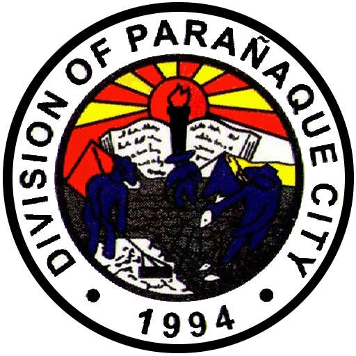 Division of Paranaque City Official Logo
