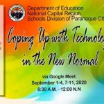 Division LAC addresses techno gap among teachers in the New Normal
