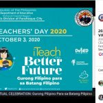 WTD: A Timely Commemoration of Teachers' Contributions