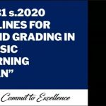 Division holds confab on Interim Guidelines for Assessment, Grading in New Normal